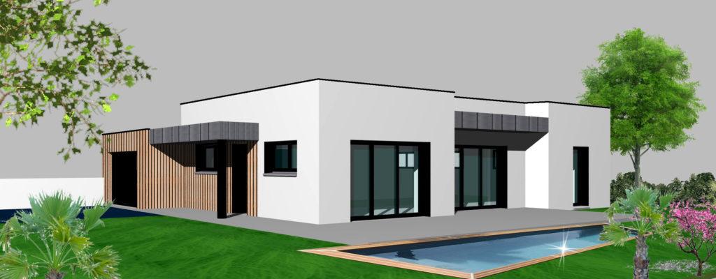 Lanester, maison, plein pied, architecte, accueil, Imm'Horizon Finances
